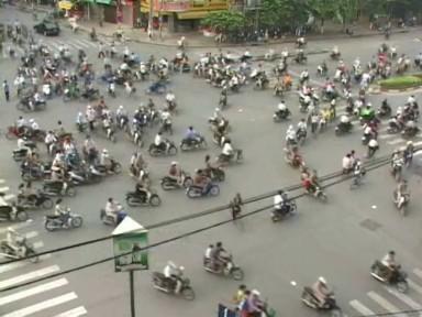 La circulation au Vietnam