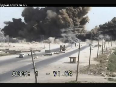 c'est chaud en Irak